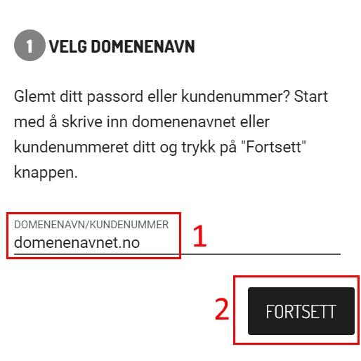 glemtpassord2
